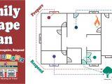 Home Escape Plan Home Safety