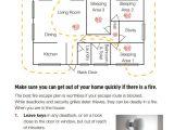 Home Evacuation Plan 6 Home Evacuation Plan Templates Doc Pdf Free