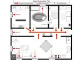Home Evacuation Plan Template Home Evacuation Plan 1