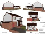 Home Extension Planning Permission Planning Permission Drawingsian Cleasby Drafting Design