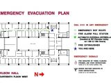 Home Fire Evacuation Plan Fine Evacuation Route Template Picture Collection Resume