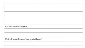 Home Fire Evacuation Plan Template 9 Home Evacuation Plan Templates Free Pdf Documents