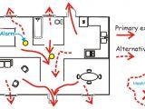 Home Fire Plan Planning Escape Routes Basalt Rural Fire Protection