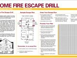 Home Fire Safety Plan Home Fire Safety Newton Abbott Fire Company