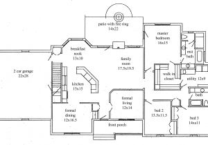 Home Floor Plan House Plans New Construction Home Floor Plan