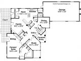 Home Floor Plan Mediterranean House Plans Pasadena 11 140 associated