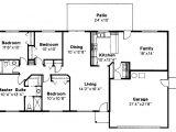 Home Floor Plans Design Ranch House Plans Weston 30 085 associated Designs