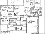 Home Floor Plans Texas S3450r Texas Tuscan Design Texas House Plans Over 700