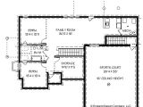 Home Floor Plans with Basement Home Plans with Basements Smalltowndjs Com