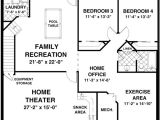 Home Floor Plans with Basements the Creekstone 1123 2 Bedrooms and 2 Baths the House