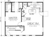 Home Floor Plans with Mother In Law Suite House Plans with Detached In Law Suite Cottage House Plans
