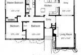 Home Floor Plans with Picture Stylish 3 Bedroom Floor Plan with Dimensions Small House