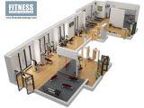 Home Gym Plans 3d Gym Design 3d Fitness Layout Portfolio Fitness Tech