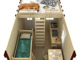Home Hardware Bunkie Plans Bunkie On Pinterest Outdoor Buildings Cottages and Home