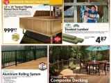 Home Hardware Deck Plans Home Hardware Building Centre Bc Flyer June 8 to 18