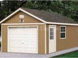 Home Hardware Shed Plans Details About 12 X 20 Garage Plans Shed Building