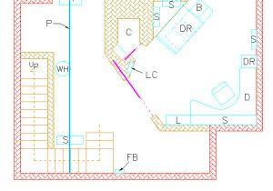 Home Improvement Floor Plan Home Improvement Archive the Taylor 39 S House Basement