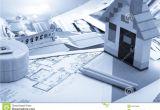 Home Improvement Plans Home Improvement Plan Royalty Free Stock Photos Image