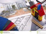 Home Improvement Plans Home Improvement Plan Stock Photography Image 22794972