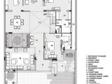 Home Layout Plan A Sleek Modern Home with Indian Sensibilities and An