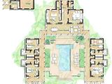 Home Layout Plan Mcm Design island House Plan 9