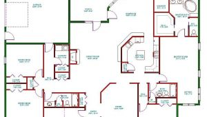 Home Layouts Floor Plans Benefits Of One Story House Plans Interior Design