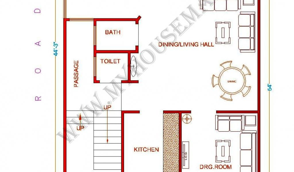 Home Map Design Free Layout Plan In India Tags Indian House Map
