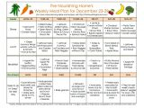 Home Meal Plans Meal Plans Archives the Nourishing Home