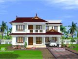 Home Model Plans 2600 Sq Feet Kerala Model House House Design Plans