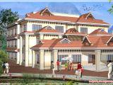 Home Models Plans 5 Kerala Style House 3d Models Kerala Home Design Kerala
