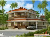 Home Models Plans Kerala Model Home Plan In 2170 Sq Feet Indian House Plans