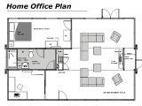 Home Office Building Plans Modern Home Office Floor Plans for A Comfortable Home