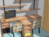 Home Office Desk Plans Free Ana White Eco Modular Office Desktop Made with Purebond