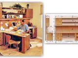 Home Office Desk Plans Free Home Office Furniture Plans Woodarchivist