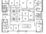 Home Office Floor Plan San Luis Sports therapy Corporate Office Ti Nk Builders