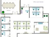 Home Office Plans Layouts Building Plan software Edraw