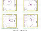 Home Office Plans Layouts Simply Productive How to Get organized Tips and