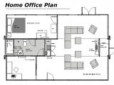 Home Office Plans Modern Home Office Floor Plans for A Comfortable Home