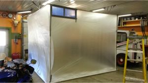 Home Paint Booth Plan Diy Paint Booth Time In the Garage