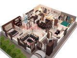 Home Plan 3d Design 3d Floor Plans 3d House Design 3d House Plan Customized