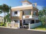 Home Plan 3d View 3d Front Elevation Concepts Home Design