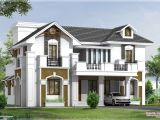 Home Plan 3d View 3d View Of 2200 Square Feet Villa Kerala Home Design and