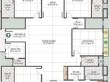 Home Plan According to Vastu Happy Home Vastu Luxuria Floor Plan 4bhk 4t 3375 Sq Ft