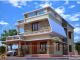 Home Plan and Design Nice Modern House with Free Floor Plan Kerala Home