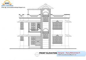 Home Plan and Elevation Home Plan and Elevation Kerala House Design Idea
