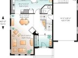 Home Plan Collection Large Images for House Plan 126 1429