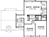 Home Plan Collection Large Images for House Plan 137 1008