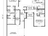 Home Plan Collection Large Images for House Plan 153 1571