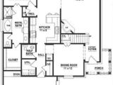 Home Plan Collection Large Images for House Plan 170 3357