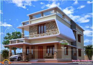 Home Plan Design Ideas Nice Modern House with Free Floor Plan Kerala Home